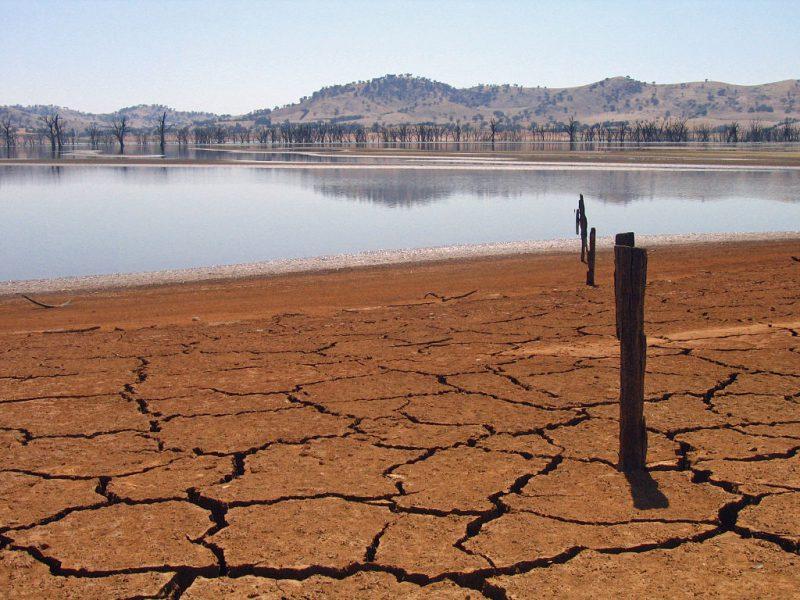 Lake Hume Drought