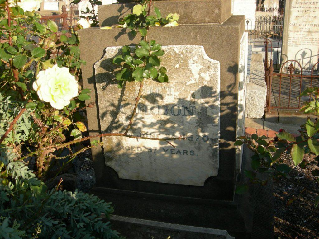 Adam Lindsay Gordon Grave