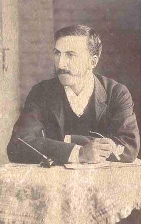Barcroft Henry Boake